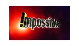 Logo for BBC1's hit quiz !mpossible series 3 is looking for contestants