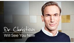 Logo for DR CHRISTIAN WILL SEE YOU NOW - SERIES 2