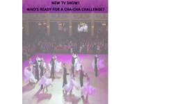 Logo for Teens Aged 16-19 Wanted To Take On The Cha-Cha Challenge!