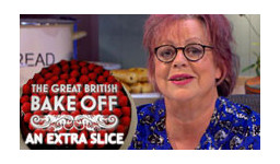 Logo for The Great British Bake Off - An Extra Slice