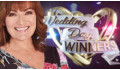Logo for WEDDING DAY WINNERS hosted by LORRAINE KELLY & ROB BECKETT