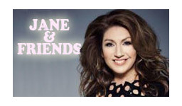 Logo for Jane & Friends - A brand new prime time Channel 5 show starring Jane Mcdonald