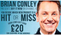 Logo for BUY IT NOW hosted by BRIAN CONLEY