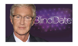 Logo for BLIND DATE hosted by PAUL O'GRADY