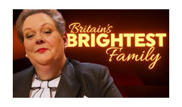 Logo for Britain's Brightest Family