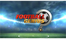 Logo for Football Genius – A New Quiz Show All About Football