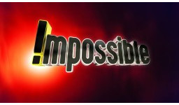 Logo for BBC's !MPOSSIBLE IS LOOKING FOR CONTESTANTS