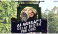 Logo for AL MURRAY'S GREAT BRITISH PUB QUIZ