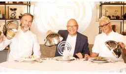 Logo for  MasterChef: The Professionals