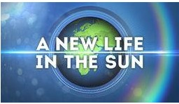 Logo for A New Life in the Sun