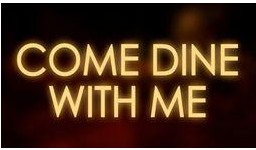 Logo for Come Dine With Me