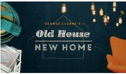 Logo for George Clarke's Old House New Home
