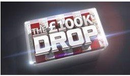 Logo for The £100K Drop