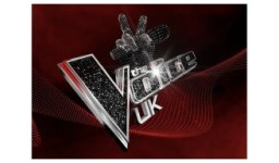 Logo for The Voice UK