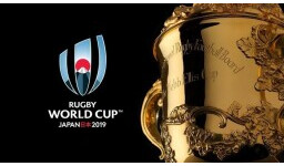 Logo for ITV Sport Rugby World Cup 2019