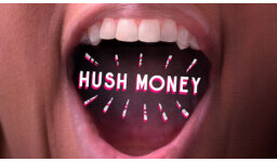 Logo for Enter the BBC Three Hush Money hub and win some serious money!