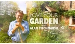 Logo for Love Your Garden with Alan Titchmarsh