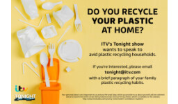 Logo for Are You A Plastic Recycling Household