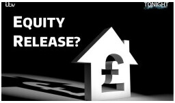 Logo for EQUITY RELEASE - GOOD OR BAD