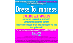 Logo for Dating Show ITV2