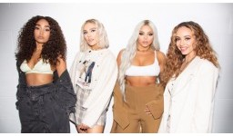 Logo for Little Mix The Search