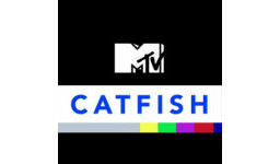 Logo for MTV's Catfish UK is Casting Now!