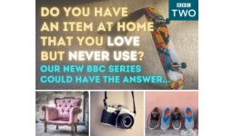 Logo for NEW BBC SERIES - TRANSFORMING MUCH-LOVED ITEMS INTO SOMETHING TOTALLY DIFFERENT
