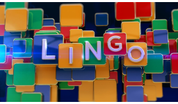 Logo for LINGO IS BACK! APPLY NOW TO BE IN WITH THE CHANCE OF WINNING THOUSANDS OF POUNDS!