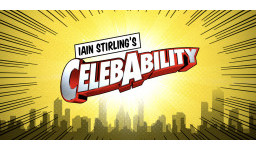 Logo for CelebAbility is BACK and looking for teams of three to take part!
