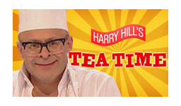 Logo for Harry Hill's Tea Time