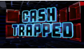Logo for HUGE CASH to be won as BRADLEY WALSH'S HIT QUIZ SHOW 'CASH TRAPPED' is BACK!