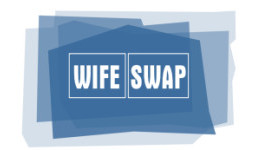 Logo for WIFE SWAP BREXIT SPECIAL LOOKING FOR FAMILIES!