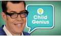 Logo for Channel 4's Child Genius with Pointless star Richard Osman