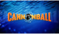 Logo for Cannonball - ITVs brand new water based challenge show filming abroad