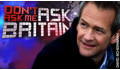 Logo for DON'T ASK ME ASK BRITAIN hosted by Alexander Armstrong